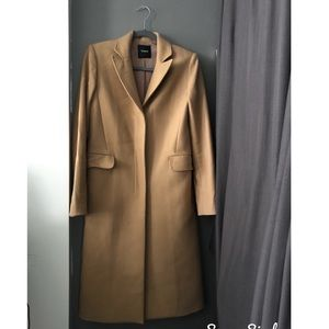 Theory wool coat